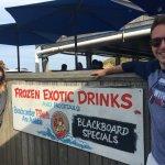 frozen drinks!