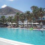 Kamari Beach Hotel Resmi