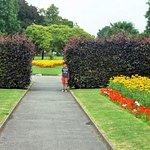 Entrance to the Flower Garden