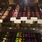 LA RUE du Chocolat, a Hidden Gem, tucked away on Peppertree Lane in the❤️of Downtown Laguna Beac