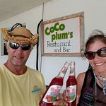 Coco Plum's for a Kalik