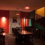 Comedor / Resto del Tango hostel