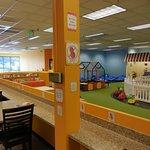 Spillehaller og underholdningssentre