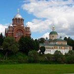 Intercession Khotkovo Monastery