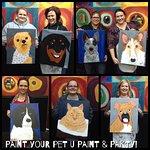 Paint Your Pet Paint Party!