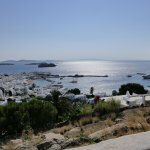 Foto de La Veranda of Mykonos