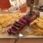 Best steak we had in Greece