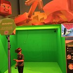 Minecraft som VR = GENIALT!!
