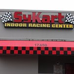 SyKart entrance.