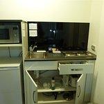 room n. 513-kitchen corner