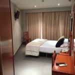 Habitación hotel Rambla Emerita