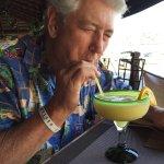 Best Mango Margarita in Cabo San Lucas!
