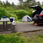 Campsite (Tent)