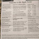 Photo de Apple Farm Inn
