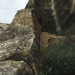 Gobustan Rock Art Foto