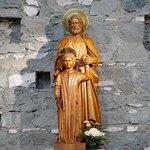 São José e Minino Jesus