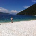 Beautiful private beach stop