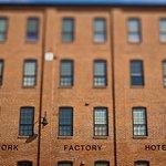 Bilde fra Cork Factory Hotel