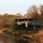 The Blue Crane Restaurant and Bar is excellent