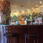 Le bar à coté de l'accueil