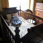 Crib- possibly Taft's
