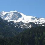 der Hintertuxer-Gletscher (2.600 mtr.)