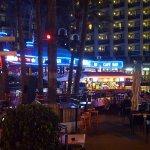 Superb nightlife near hotel