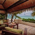 Premium Beachfront Bungalow