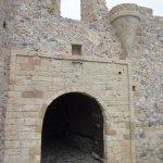 Ingang kasteelstadje Monemvasia