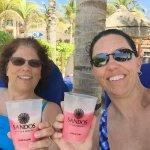 Miami Vice on the beach