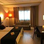 Buen precio , buena ubicación , el hotel maravilloso , atención muy agradable