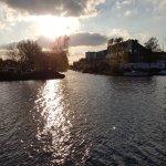 Sunset in Leiderdorp