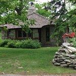 Photo de Mushroom Houses of Charlevoix