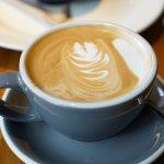 Really good latte