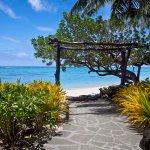 Gateway to Beach