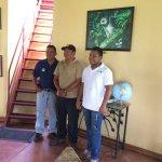Our wonderful guides, Alex, Domi & Jorge.