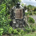 Father Damien statue