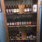 A selection of world bottled beers