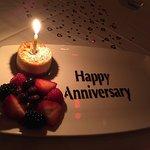 Happy Anniversary Cheesecake