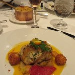 Monkfish: the special of the day. | The Rose Table