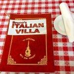 Bruno's Italian Villa Restaurant
