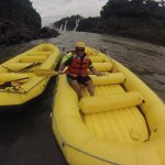 Photo of Rafting in the River Iguacu