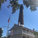 Nice lighthouse very well maintained.  The museum is very educational. Do not wear flip flops, t
