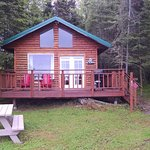 Alaskan Sunset Cabins Photo