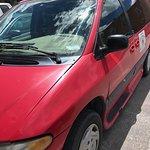 Unsafe car