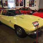 Stingray Corvette