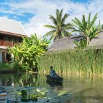 UNESCO Classified Pond - Grand Deluxe Garden View Rooms - Overwater Bungalows