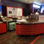 Coffee Stand in lobby