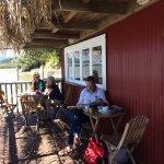 Foto van Boatshed Cafe