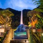 Lost World Hot Springs & Spa Night Park-  Geyser